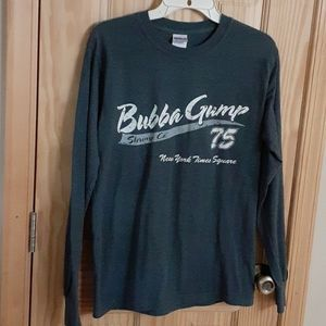 Just In! Vintage NYC Bubba Gump Long Tee